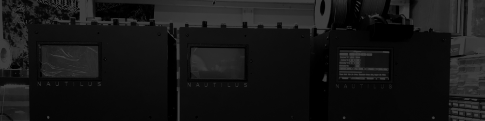 NAutilus 3D Printer -