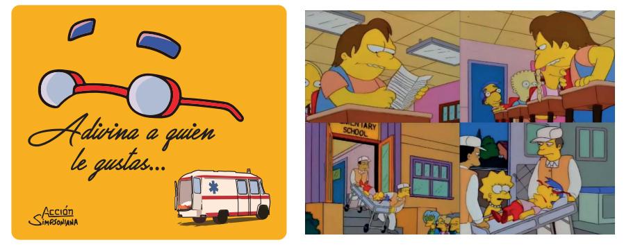 Bernardo Zavala y Santiago Castrillón, son jóvenes quiteños que encontraron cómo hacer de su pasatiempo favorito una idea diferente de negocio: Acción Simpsoniana.