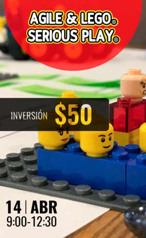 Taller: Agile® con LEGO® Serious Play® — Big Bang House | Coworking ...
