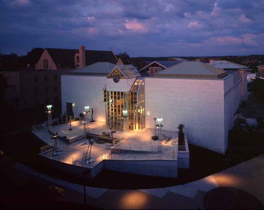 Butler institute of american art - west wing addition - YOUNGSTOWN, OH