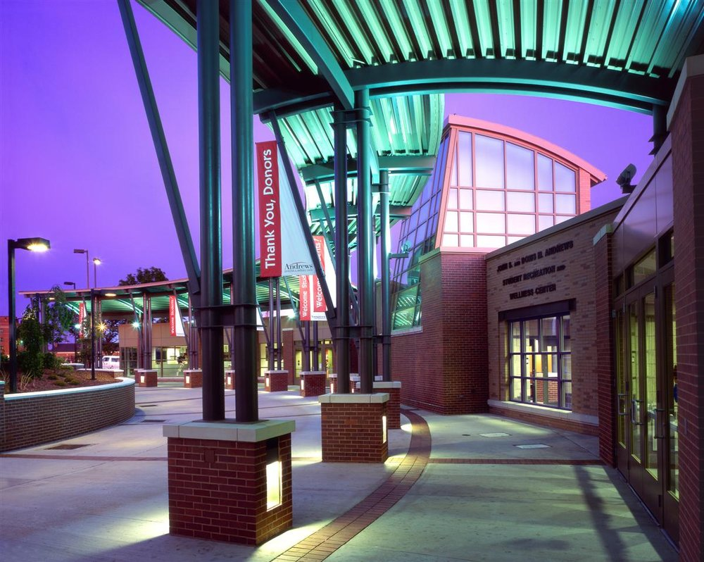 andrews rec & wellness center - YOUNGSTOWN, OH
