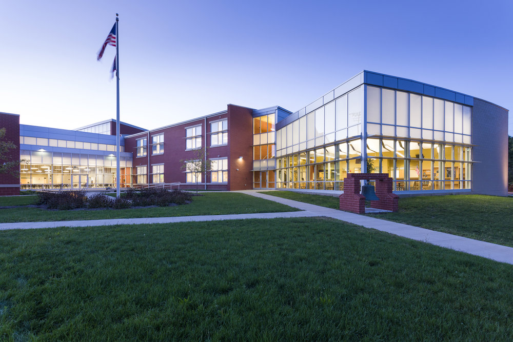 NILES MCKINLEY HIGH SCHOOL - NILES, OH