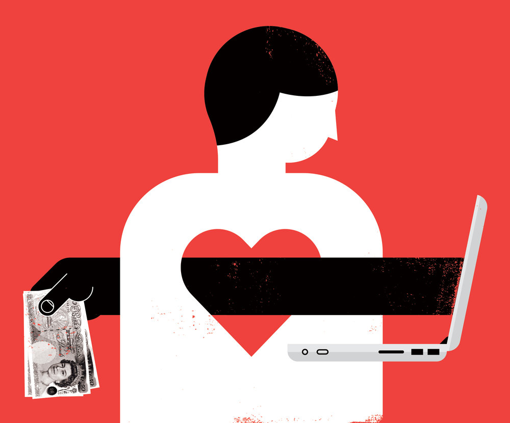 Lonely Hearts Online Scams