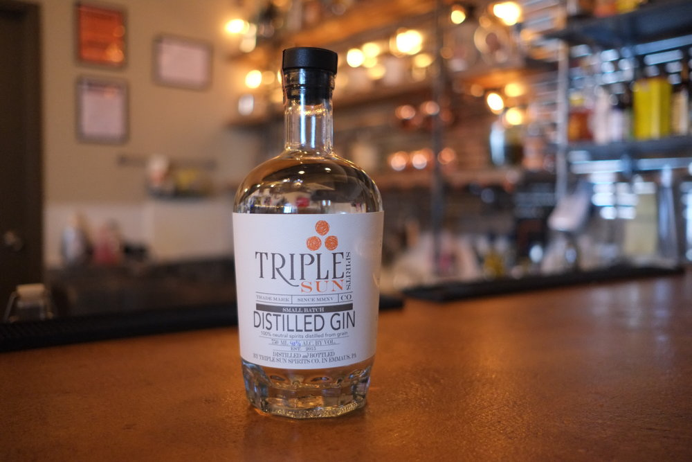 Distilled Gin -