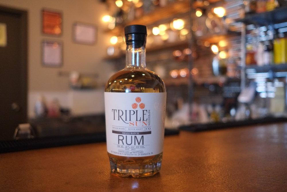 Golden Rum - $42