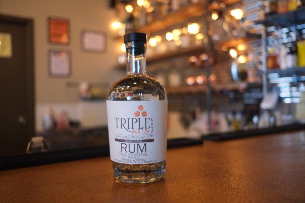 Light Rum - $37