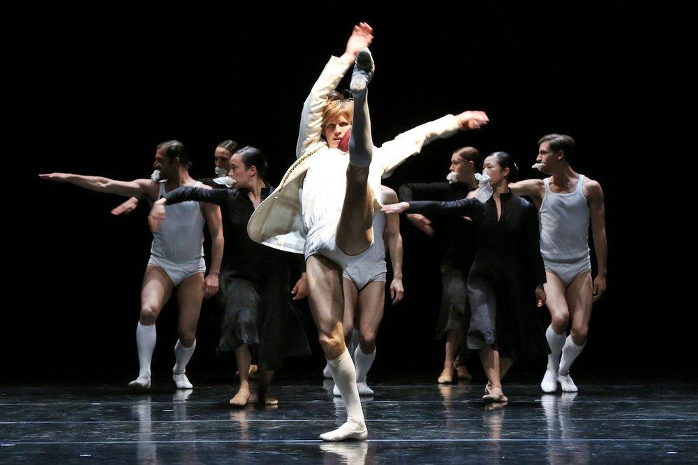 SH-BOOM! Nederlands Dans Theater, photo © Prudence Upton