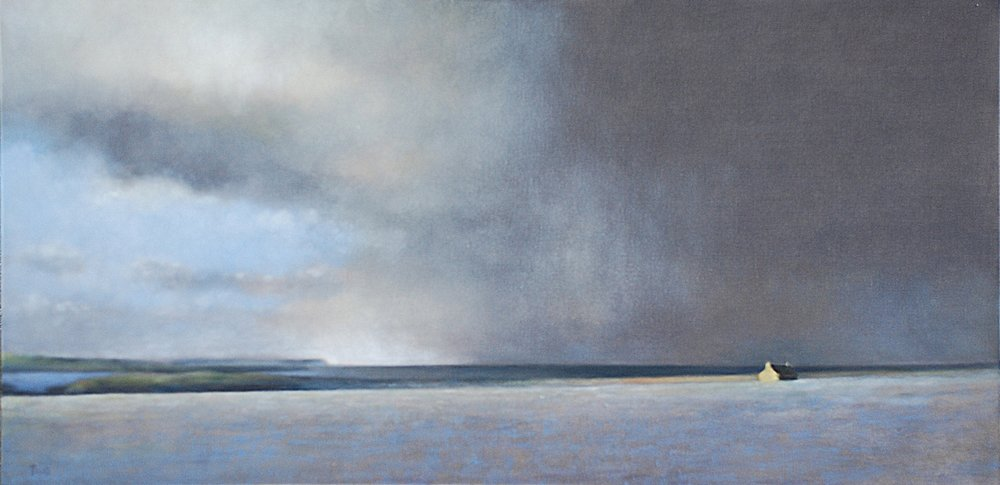 Orkney Snow Squall
