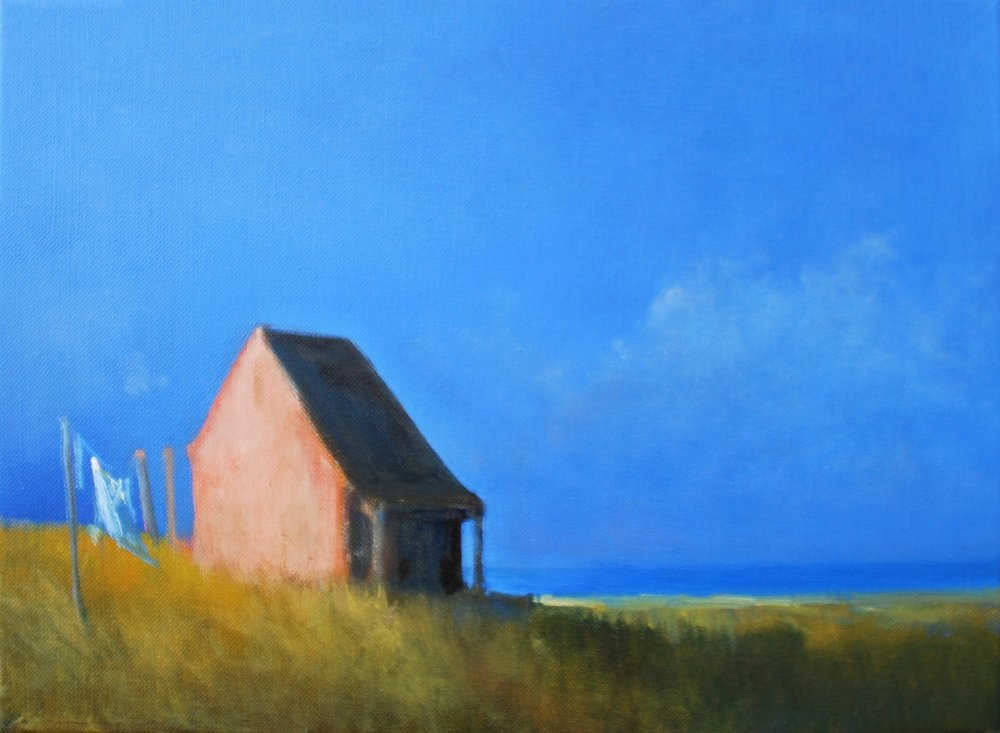 Beach Cottage and Dryline