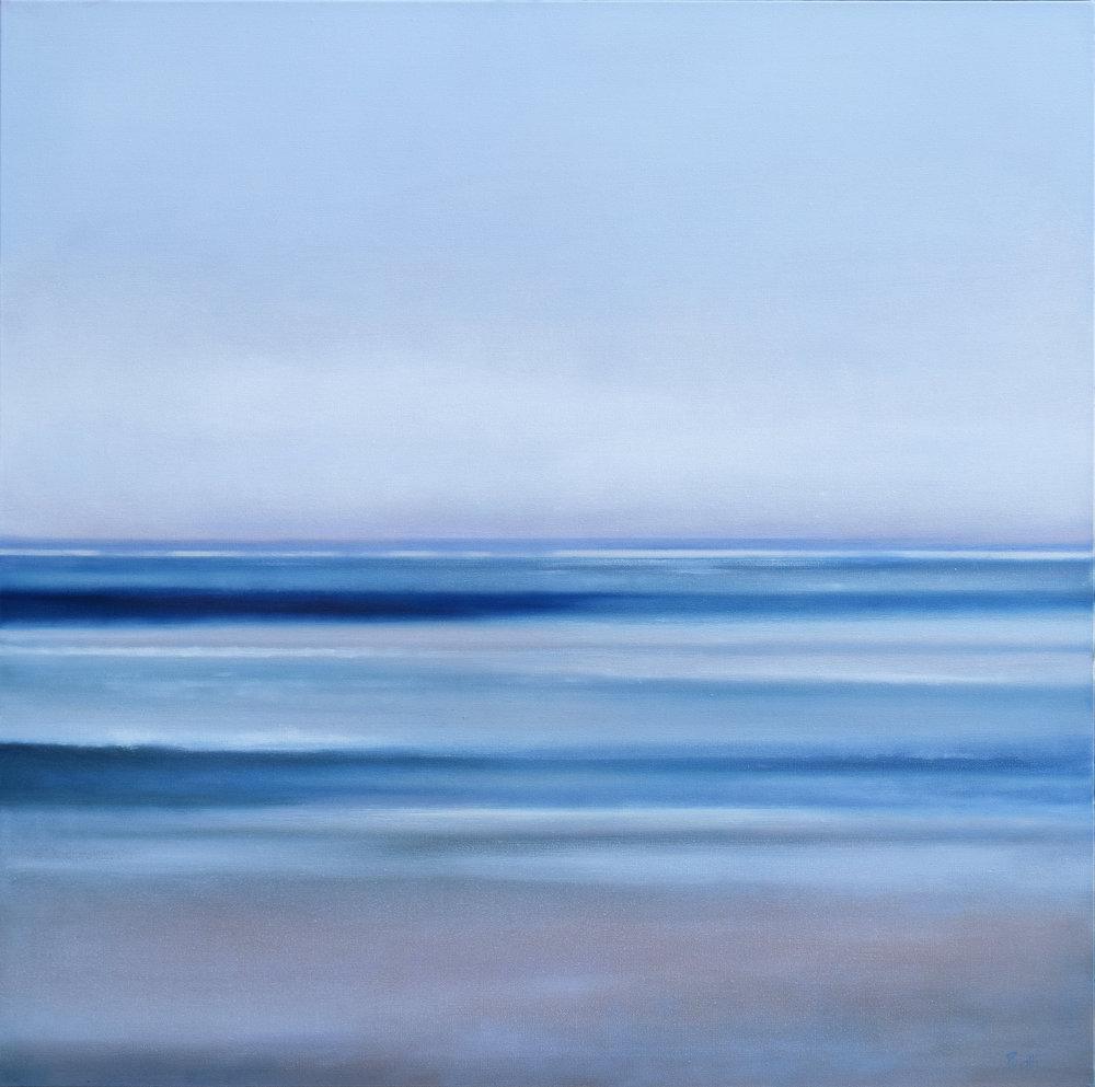 """""""Beach. Horizon 10"""""""