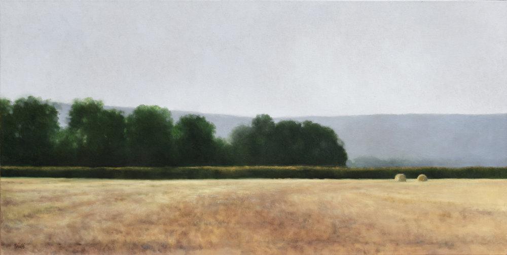 Hayfields, Giverny