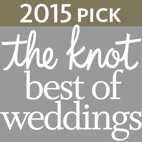 Knot 20____ Award for Best of Weddings