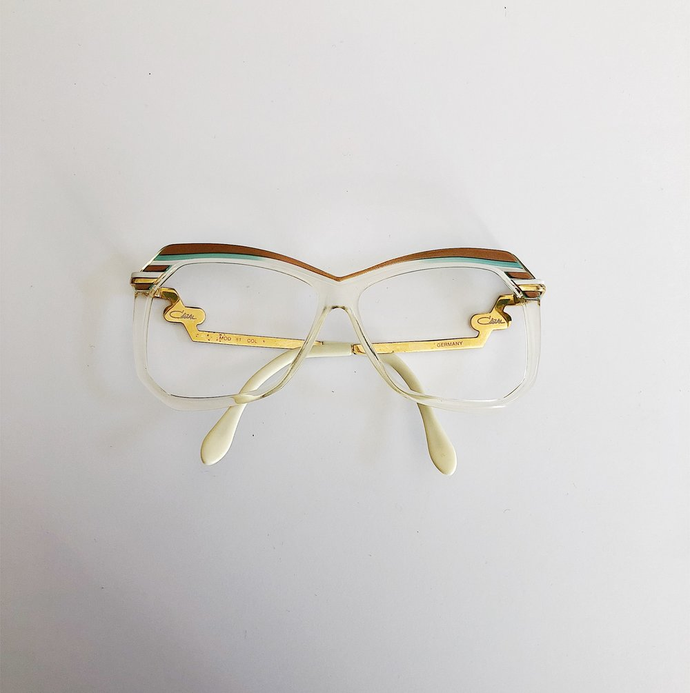 673257e88c42 Cazal large frame glasses eyewear jpg 1000x1005 Glasses from the 80s