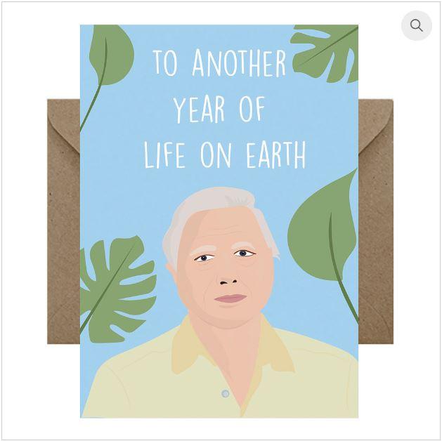 David Attenborough Nature Documentary Presenter