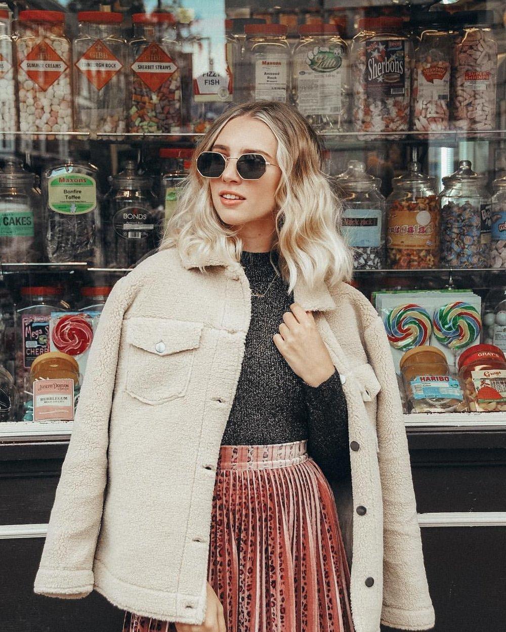 Robyn Poppy - Instagrammer, Fashion and Lifestyle Blogger