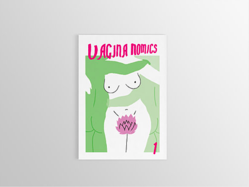 Vagina Nomics Magazine Issue 1, £15