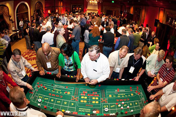 How It Works Aces Up Casino Party Rentals