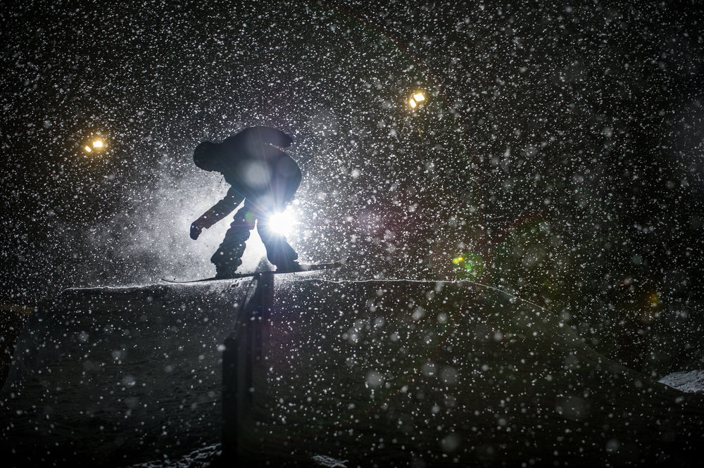 Photos: Big White Ski Resort.