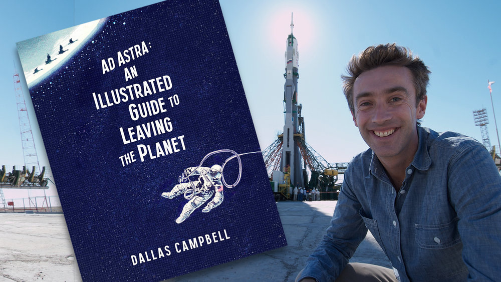 - Ad Astra: An Illustrated Guide to Leaving the Planet is the perfect gift for anyone who needs to leave Earth quickly.