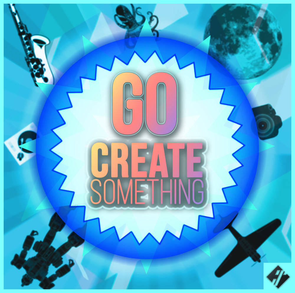 Go Create Something - Web Marketing and Engaging Content