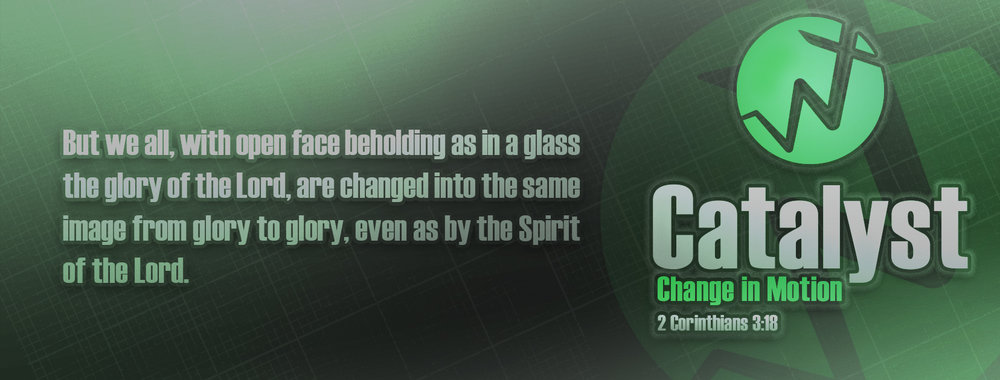 Catalyst Wall Banner