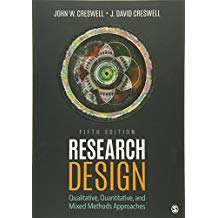 Research Design: Qualitative, Quantitative, and Mixed Methods Approaches - J.W. Cresswell