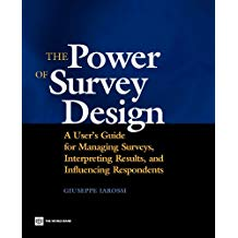 The Power of Survey Design - Giuseppe Iarossi