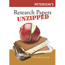 Petersen's Research Papers Unzipped - Susan H. Stafford