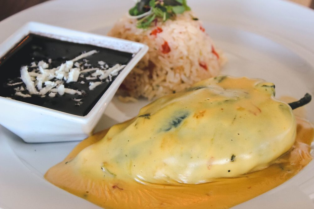 ROASTED CHILE RELLENO