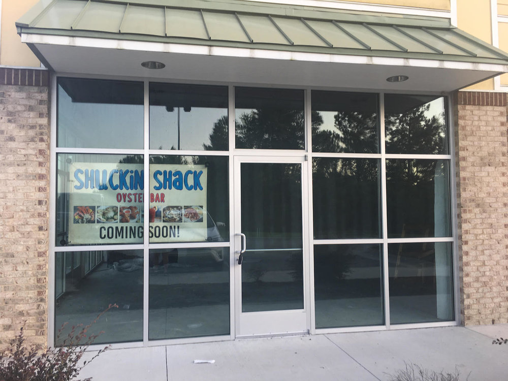 Jacksonville residents: Keep your eye on our progress at 2421 Gum Branch Road! After being delayed a little by Hurricane Florence, construction will start this week!