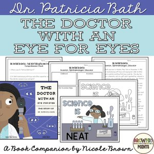 why is patricia bath famous