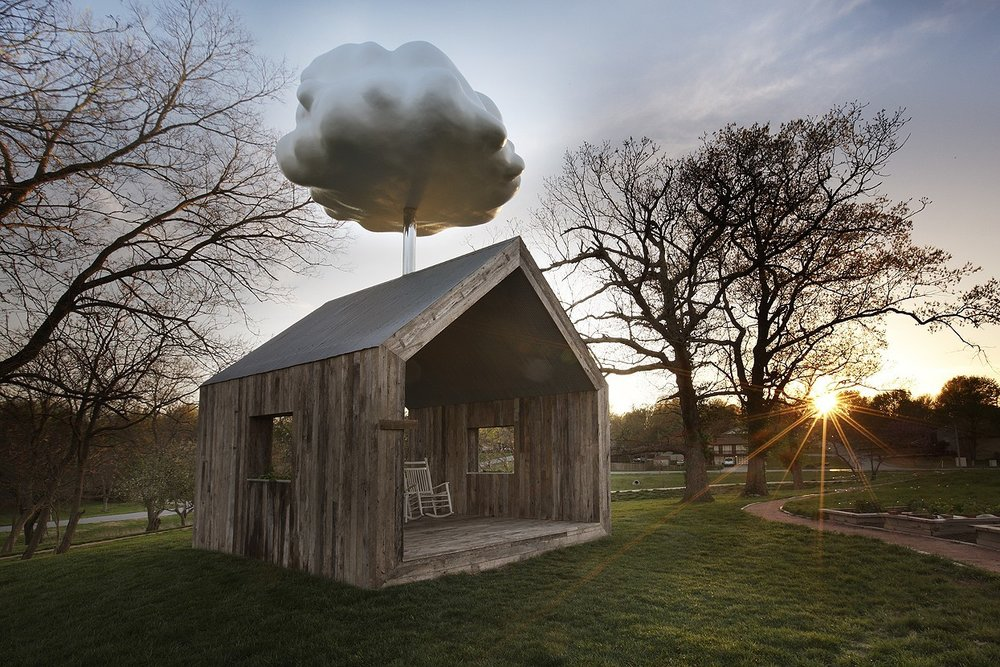 CLOUD HOUSE -