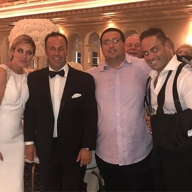 Our pleasure working for Lauren and Tareq on their Wedding! #djmcent #djmcmoments #njweddings #njweddings #weddingday #love @naninasinthepark