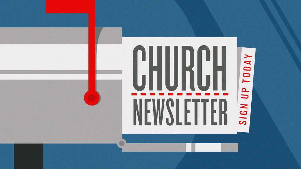 Captivating Newsletter U2014 First Christian Church