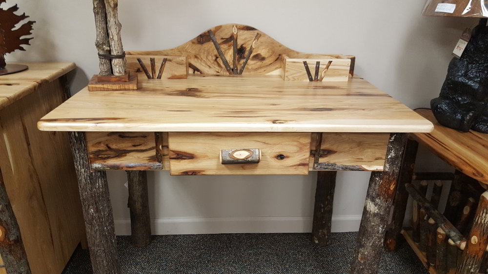 Hickory Desk