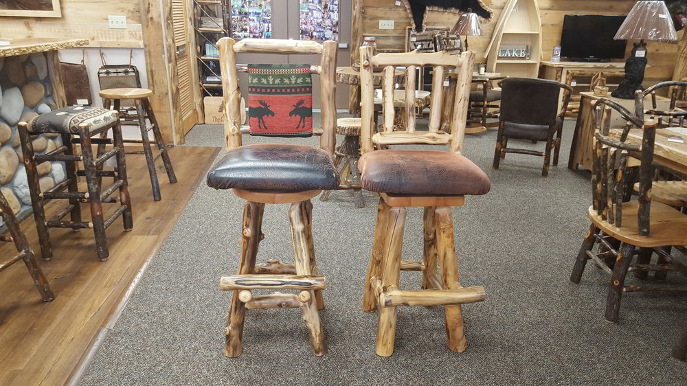 bar stools -
