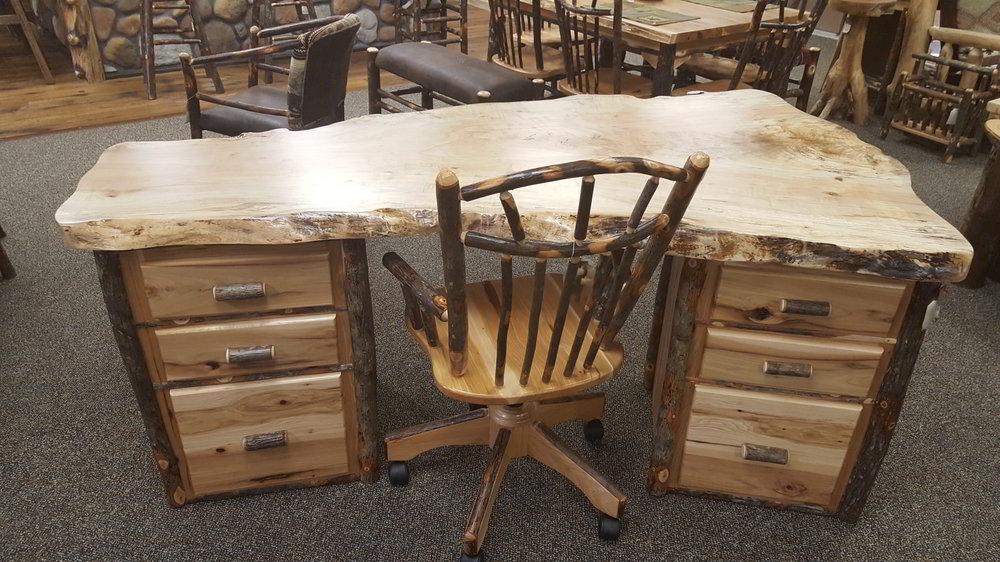Desks & Chairs -