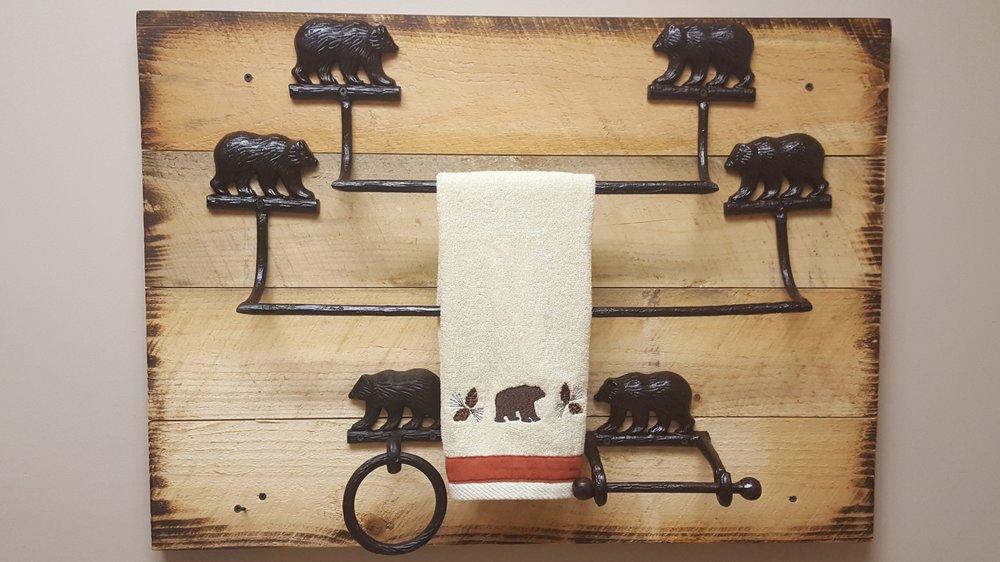 Towel Bars -