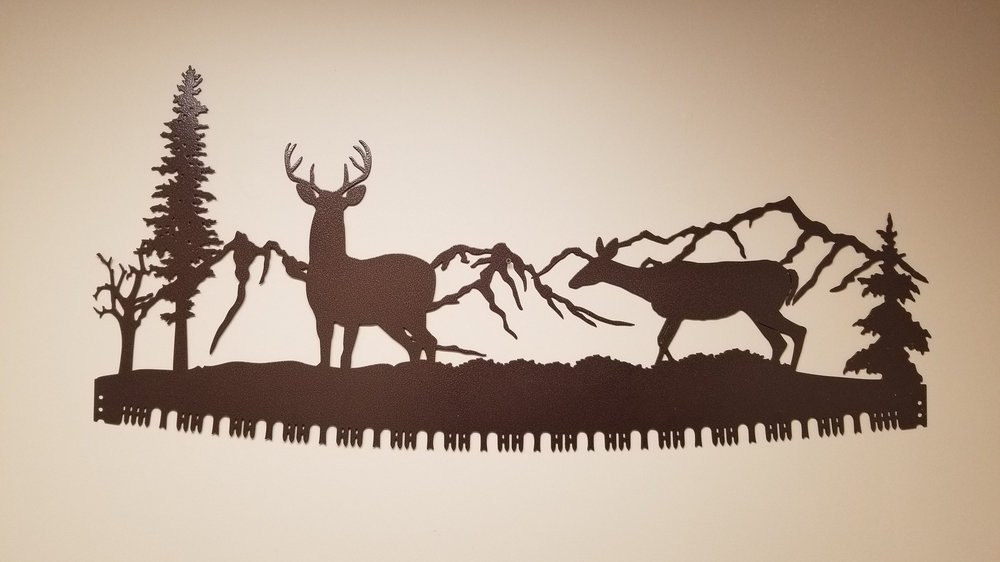Metal Wall Art -