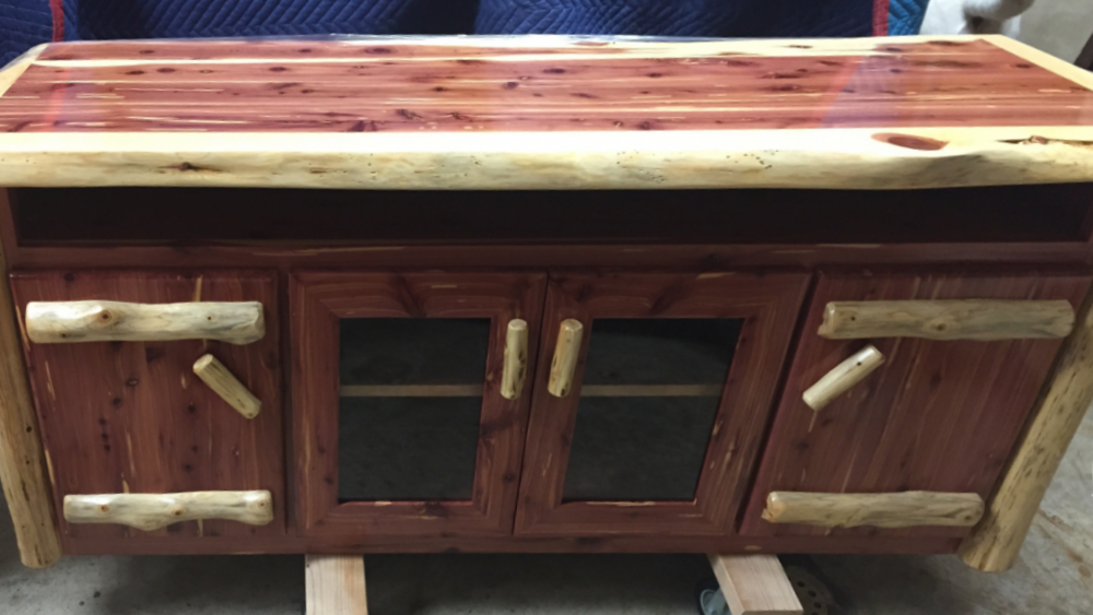 Red Cedar TV Cabinet 4 Door.png