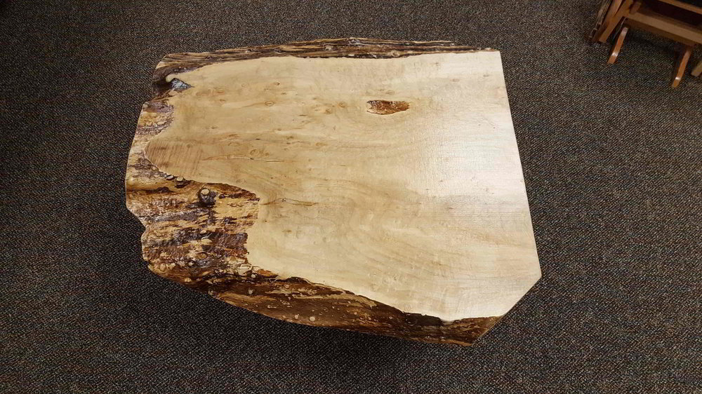 maple slabs -