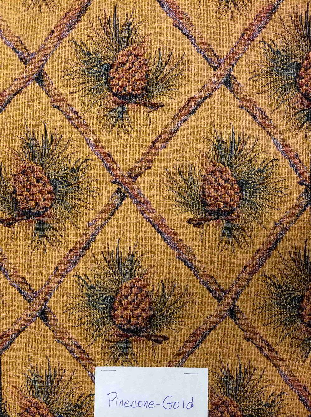 Pine Cone Gold