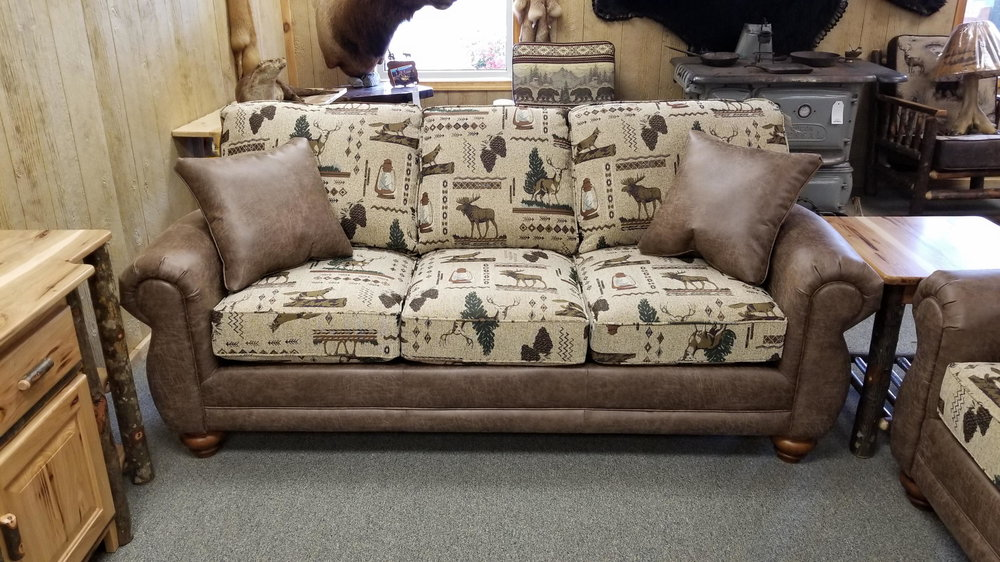 Fitzpatrick Stationary Sofa.