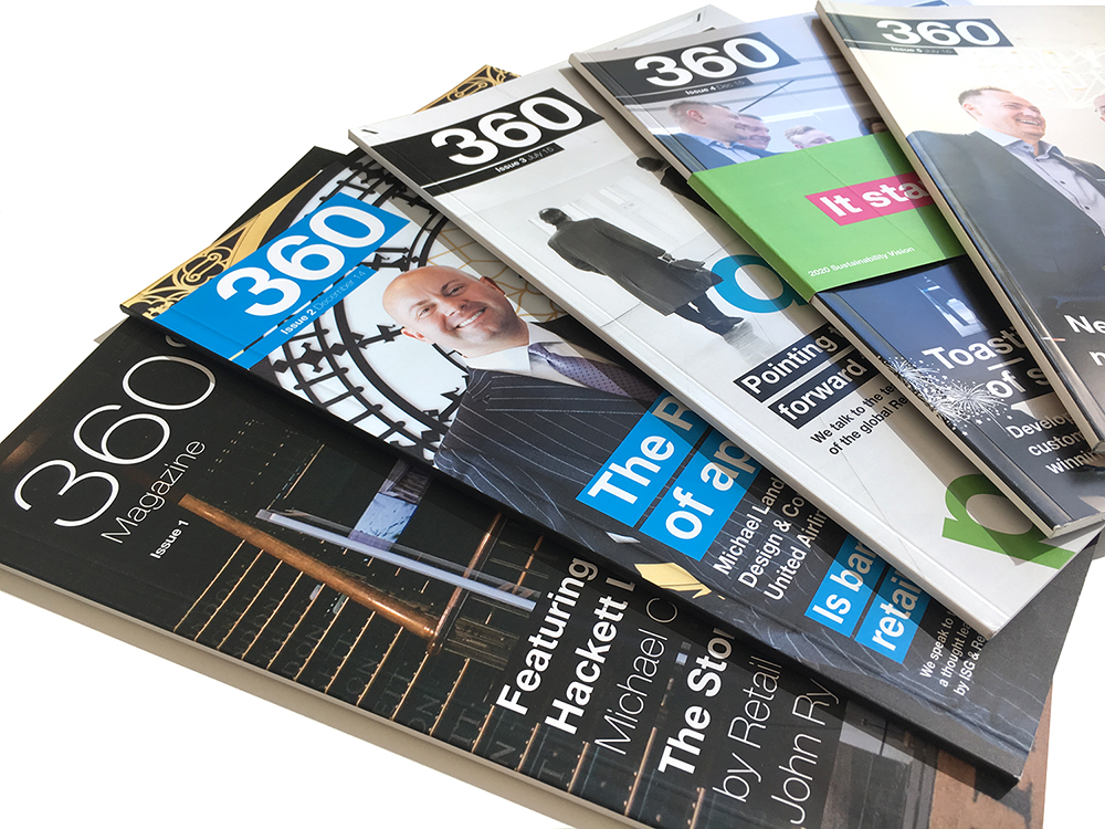 Internal Magazines