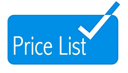 Click to view Price List