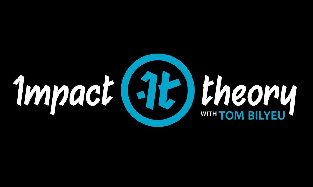 Click to check out the official Impact Theory Website