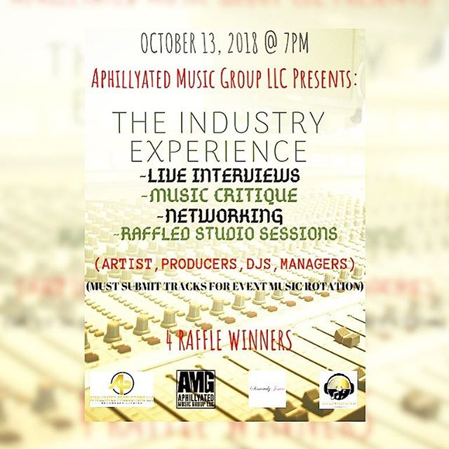 LINK IN BIO!!! https://www.eventbrite.com/e/the-industry-experience-tickets-50608440207?utm_source=AMG%27s+Industry+Experience&utm_campaign=610c986458-EMAIL_CAMPAIGN_2018_10_01_06_42&utm_medium=email&utm_term=0_e23defcab9-610c986458-177251045