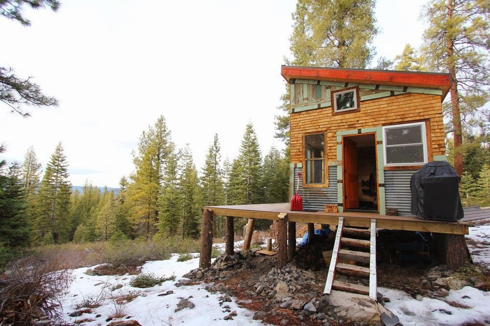 tiny house daydreams — unspeakable visions