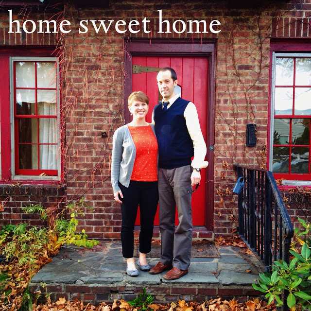 we bought a house! — unspeakable visions