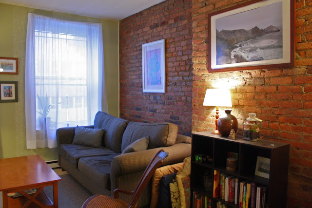 our apartment, a look back — unspeakable visions